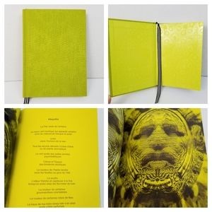 Christian Lacroix Papier Absynthe Notebook Journal